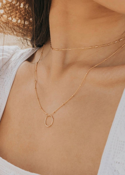 Esme Pendant Necklace