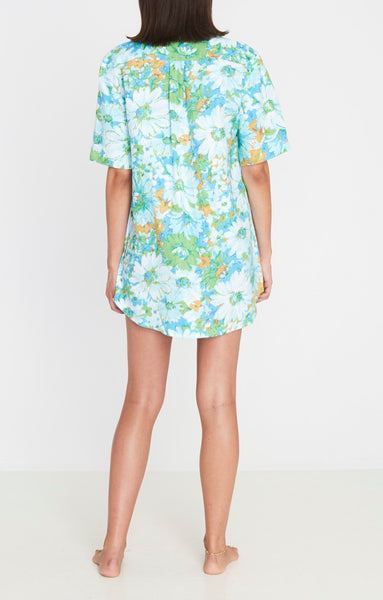 Charlita Shirt Dress