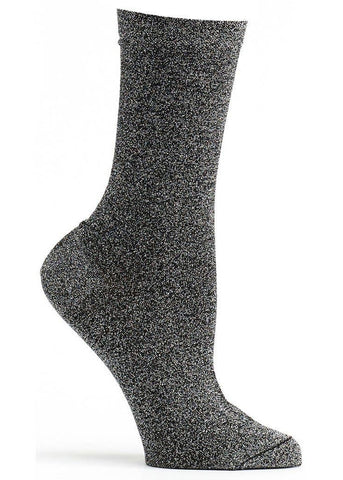 Lurex Glitter Sock
