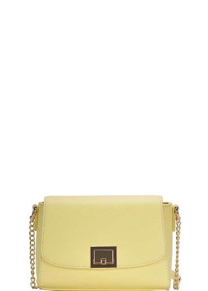 Amelia Crossbody Pale Yellow