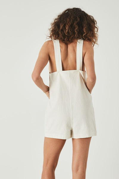Sailor Linen Playsuit