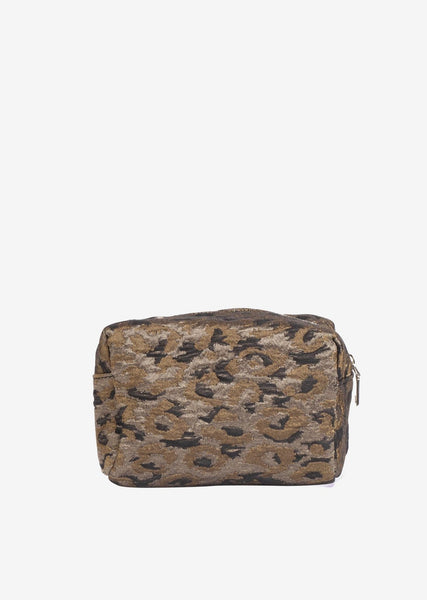 Aver Leopard Small Bag