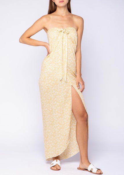 Terrace Sunset Maxi Dress