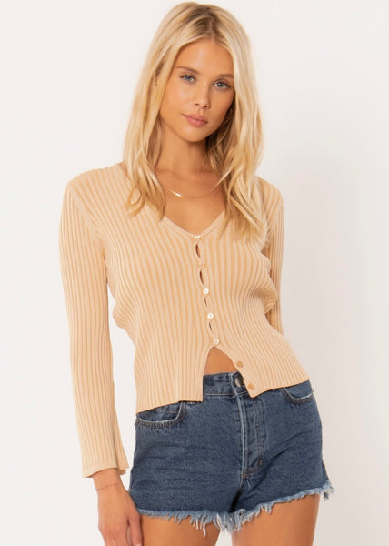Tropicana Sweater Top