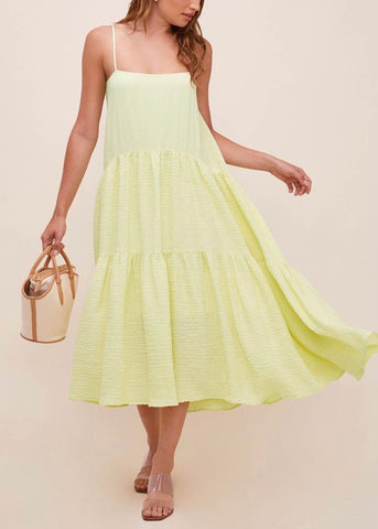 Ursa Dress - Lemonade