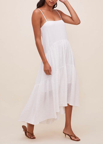 Ursa Dress - White