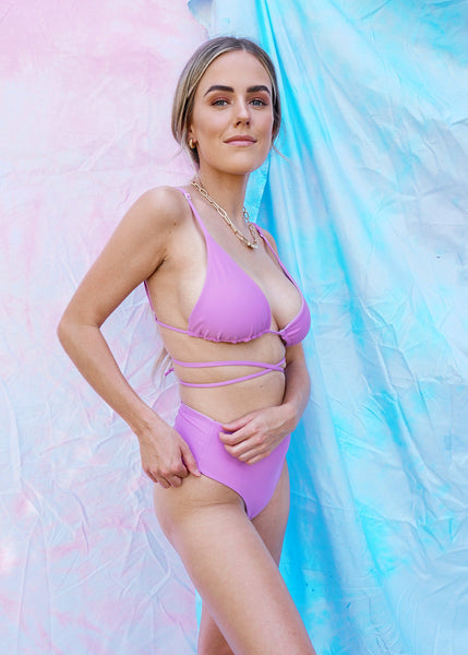 Meadow Top - Lilac (Reversible)