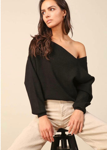 Favorite Off the Shoulder Sweater