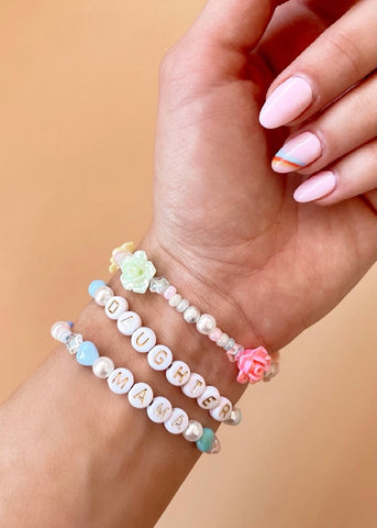 Mama & Daughter Bracelet Set