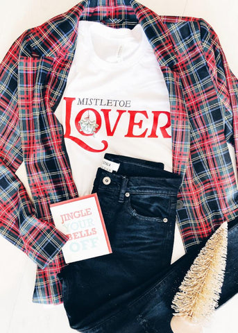 Mistletoe Lover Tee