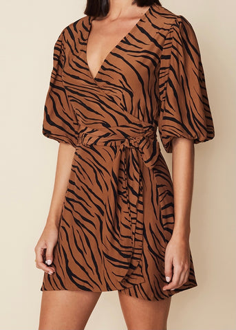 Marissa Wrap Dress