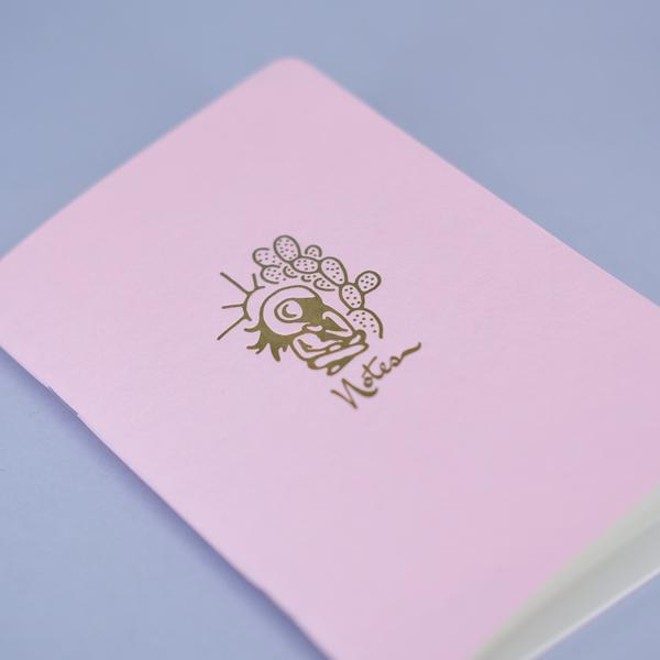 Cowgirl Sunset Notebook