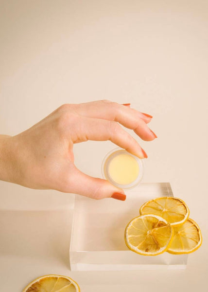 Hydrating Citrus Mint Lip Butter