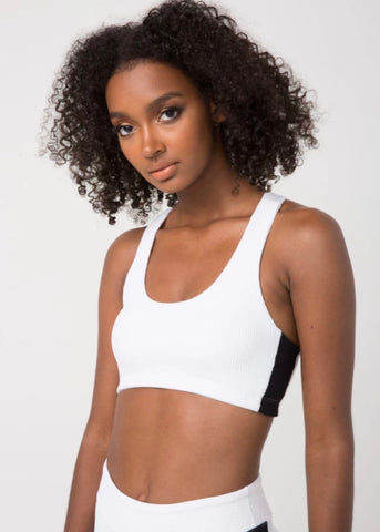 Thermal Cross Track Bra
