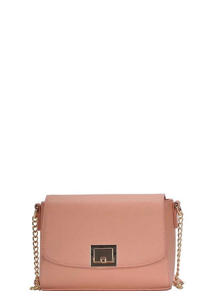 Amelia Crossbody Blush