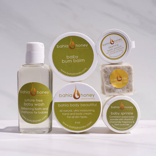 Bahia Honey Baby Bundle