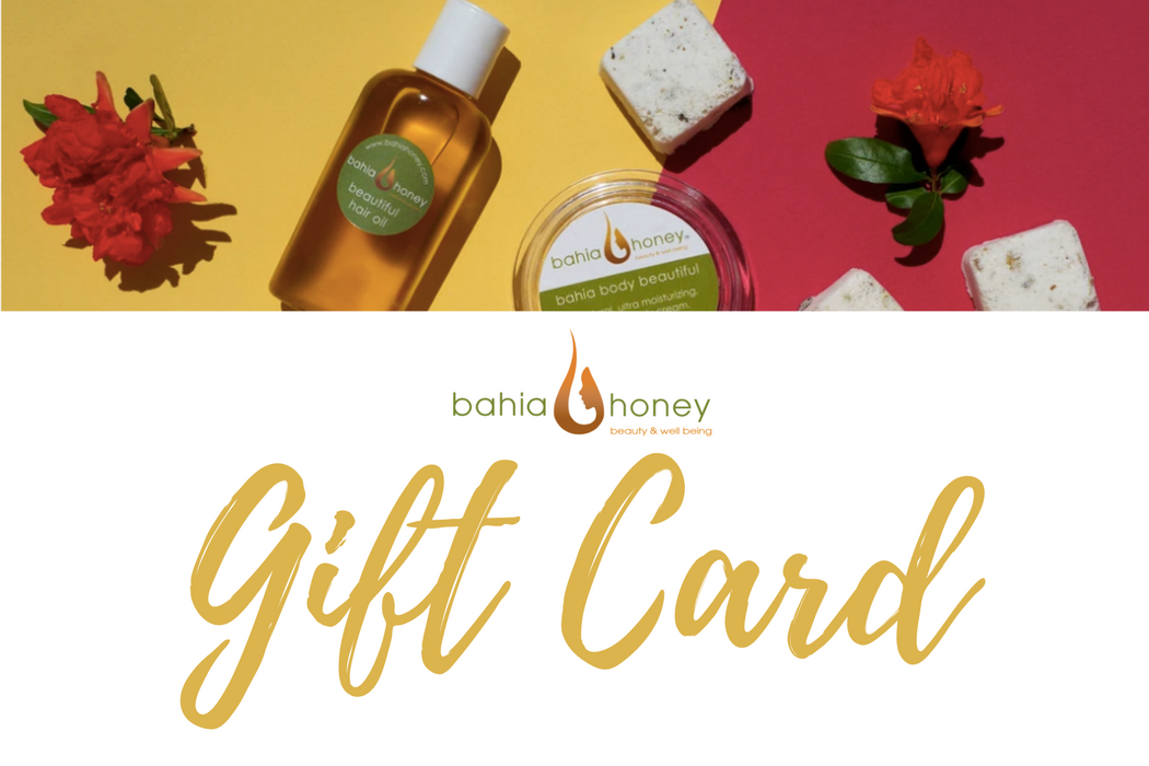 Bahia Honey Gift Card