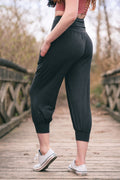 PERSIA BAMBOO CAPRIS (ULTRA HIGH-WAISTED) - J76 Bamboo Wear