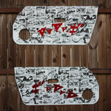 Initial D Aluminum Door Cards