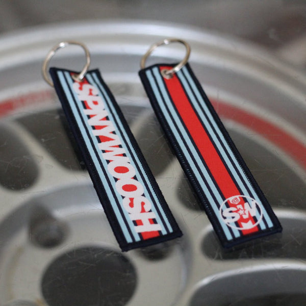 Martini SPNYWOOSH Keytag