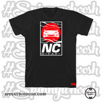 Redsun Roadster Tee - Black