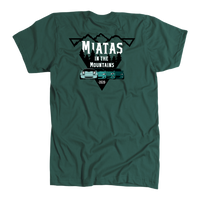 Miatas in the Mountains 2020 - Event tee