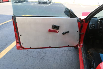 AW11 MR2 Aluminum Door Panels