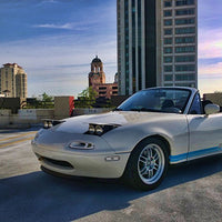 Hero Style Miata Side Stripes