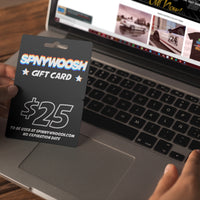Spinnywhoosh Gift Card