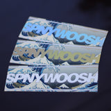 Great Wave SPNYWOOSH Slap Sticker