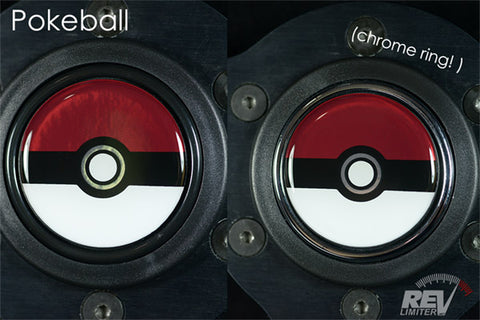 Pokeball - Horn Button