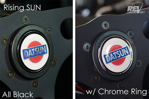 Datsun Rising Sun - Horn Button