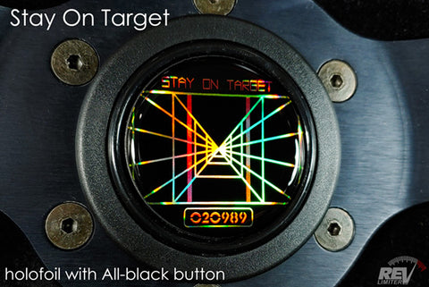 Stay On Target - Horn Button
