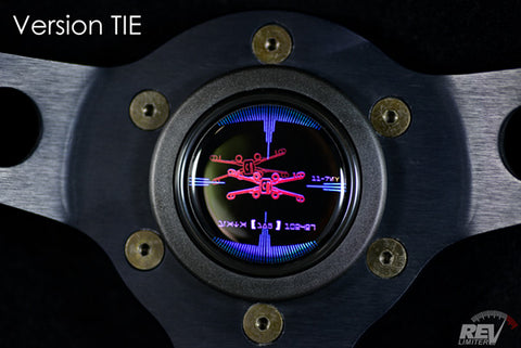 Version Tie - Horn Button