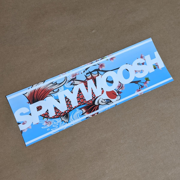 Sakura Koi SPNYWOOSH Slap Sticker