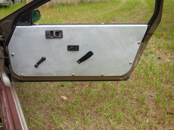 FC Full Aluminum Door Panels