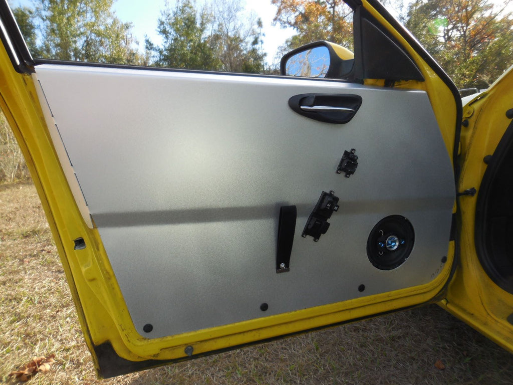 Mazda RX8 Aluminum Door Panels