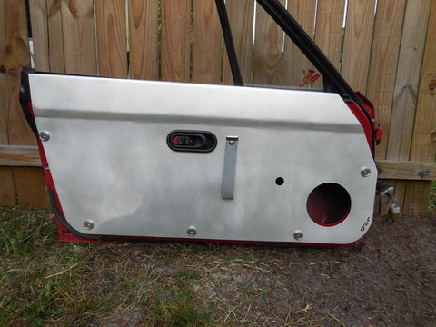 NA Miata Aluminum Door Panels (Full)