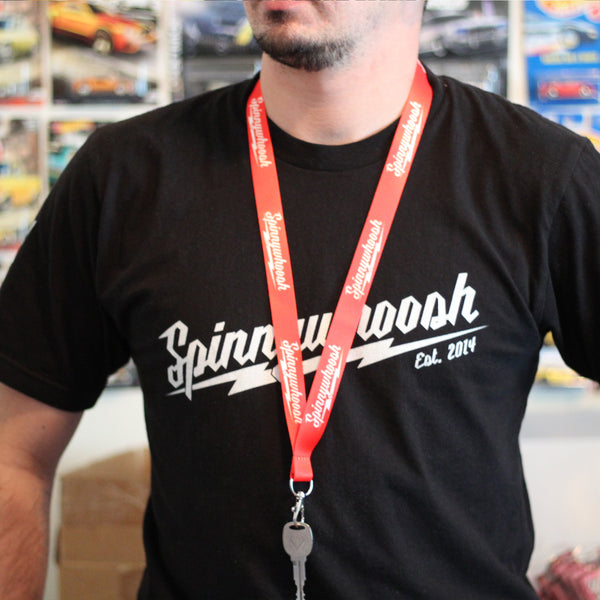 Spinnywhoosh Millie Lanyard