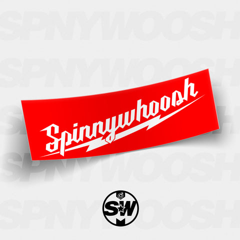 Millie Spinnywhoosh Slap Sticker
