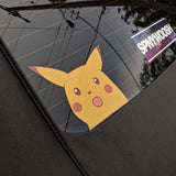 Surprised Pikachu Decal
