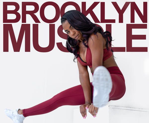 Brooklyn Muscle's Sherille Grant