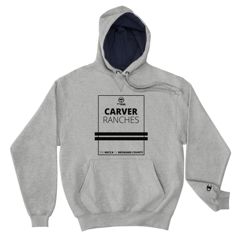 Carver Ranches Champion Hoodie #4, BeDriven - Be Driven