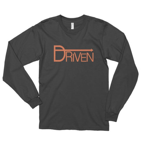Long sleeve t-shirt (unisex), BeDriven - Be Driven