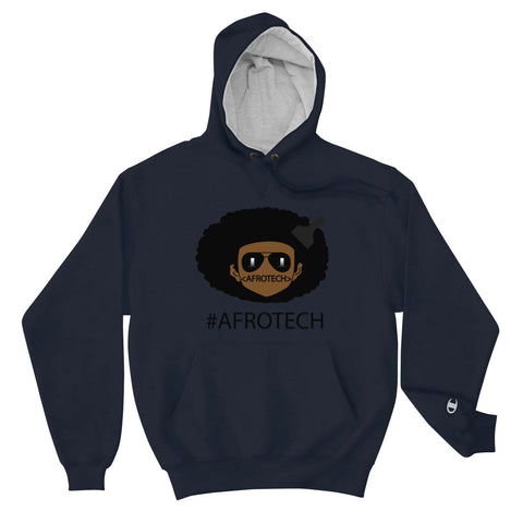 Champion AfroTech Hoodie, BeDriven - Be Driven