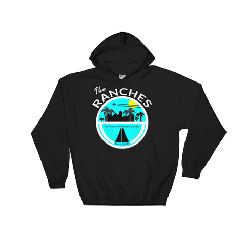 "Carver Ranches Hoodie ""The Mecca of Broward County"", BeDriven - Be Driven"