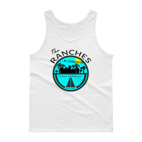 The Ranches Tank top, BeDriven - Be Driven