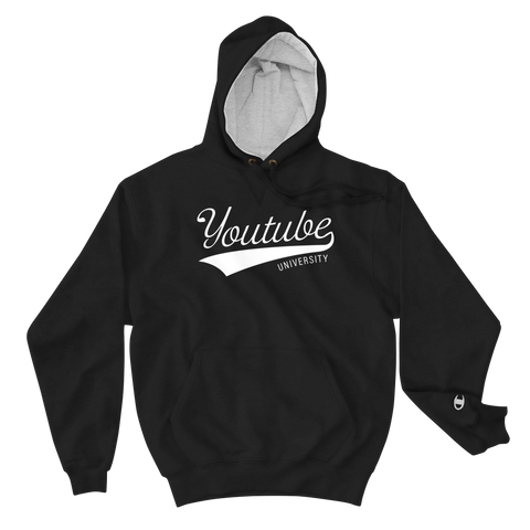 YouTube University Hoodie V2 - BeDriven