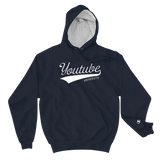 YouTube University Hoodie V2, BeDriven - Be Driven