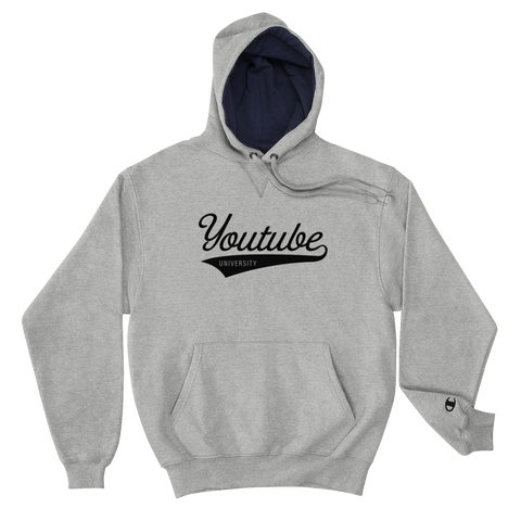 YouTube University Hoodie, BeDriven - Be Driven